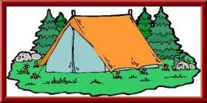 kamperen aangep