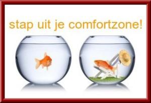 stap uit je comfortzone aangep