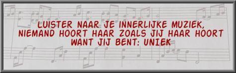 innerlijke muziek